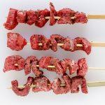 Keto Japanese Beef Skewers Kushiyaki (5)