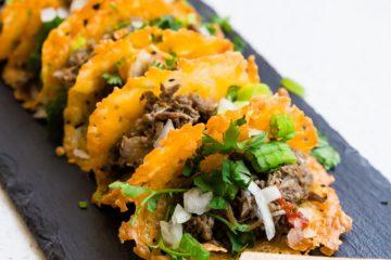 Keto Korean BBQ Tacos LowCarbingAsian Cover