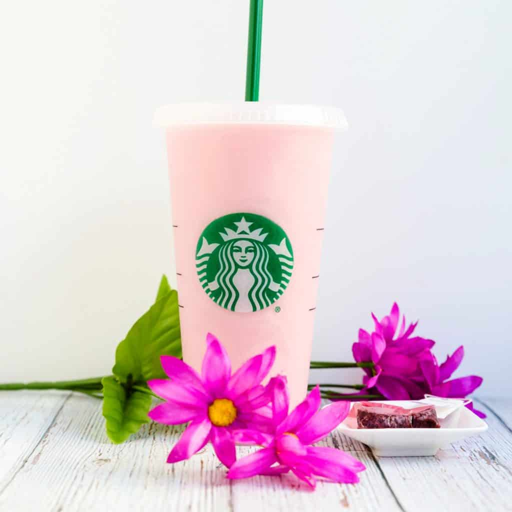 Keto Starbucks Pink Drink LowCarbingAsian Pic 2