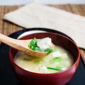 Keto Traditional Miso Soup LowCarbingAsian Cover