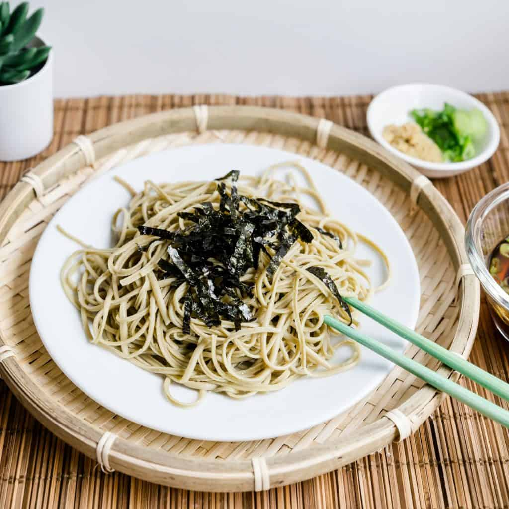 Low Carb Japanese Soba LowCarbingAsian Pic