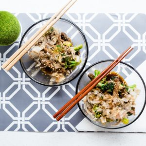 Sweet Japanese BBQ Beef n' Broccoli LowCarbingAsian Cover