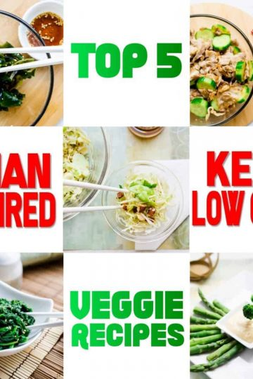 Top 5 Veggie LCA Cover