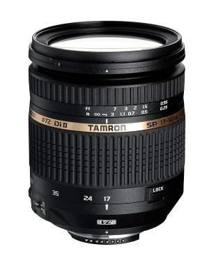 Cam Lens Tamron F2.8 17-55mm EFS