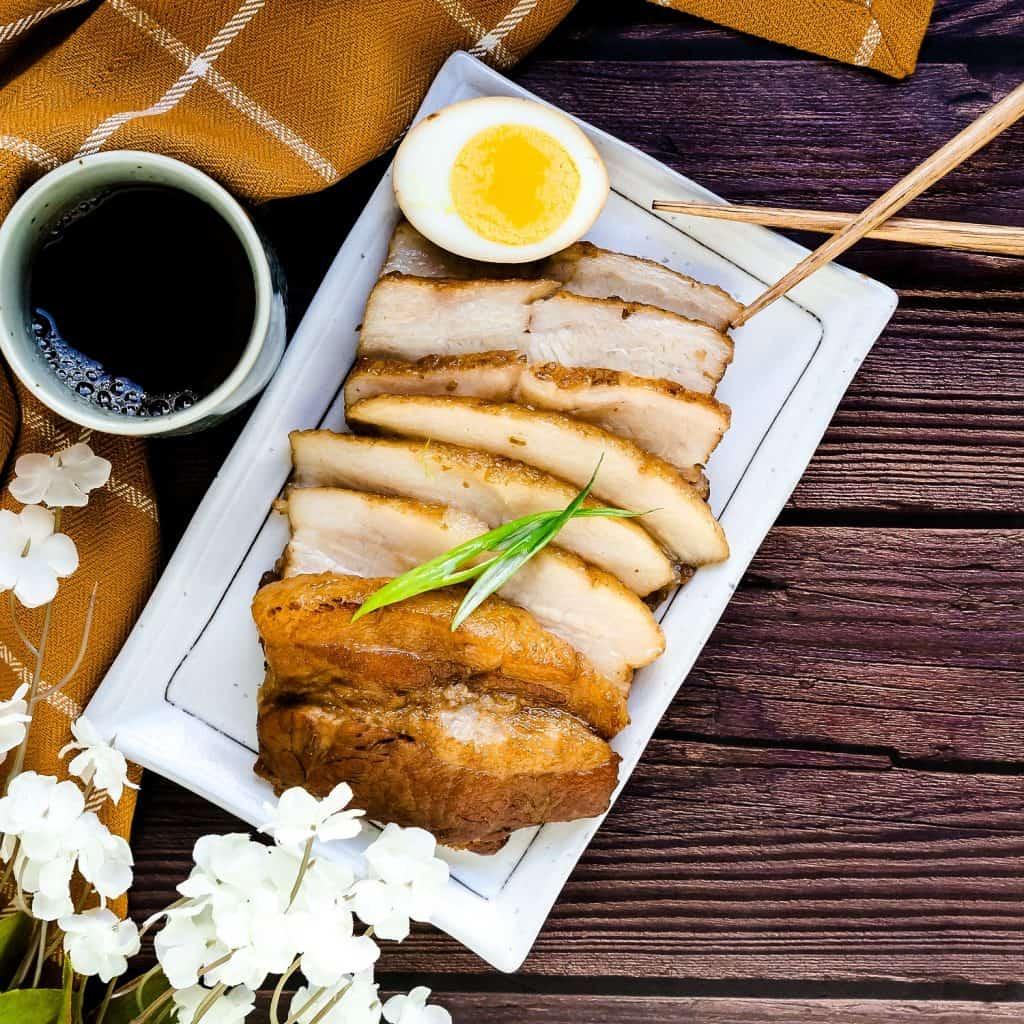 Keto Chashu Pork Belly LowCarbingAsian Pic 1