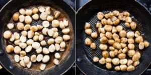 Keto Cinnamon Sugar Glazed Macadamia Nuts Recipe (27)