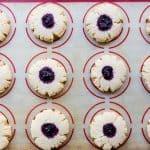 Keto Cream Cheese Blackberry Cookies Recipe (2)
