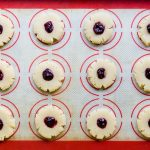 Keto Cream Cheese Blackberry Cookies Recipe (4)