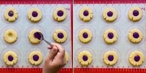 Keto Cream Cheese Blueberry Cookies (4)