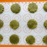 Keto Cream Cheese Matcha Cookie Recipe (11)