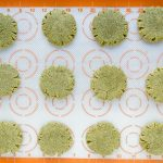 Keto Cream Cheese Matcha Cookie Recipe (12)