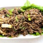 Keto Korean BBQ Bulgogi Marinade Recipe  (29)
