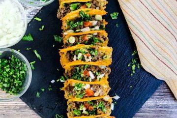 Keto Korean BBQ Tacos
