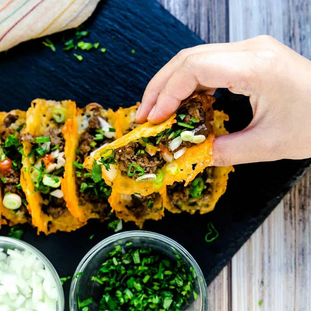 Keto Korean BBQ Tacos LowCarbingAsian Pic 2