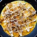 Keto Okonomiyaki Egg Roll Up Recipe (15)