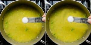 Keto Peruvian Chicken Soup - Aguadito de Pollo Recipe (39)