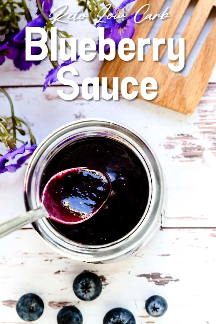 Low Carb Blueberry Sauce LowCarbingAsian Pin 2