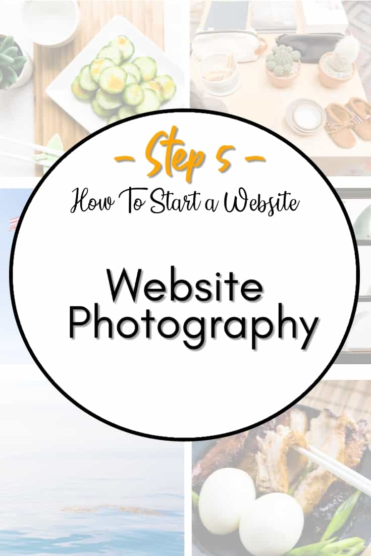A pictures if worth a thousand of words and in step 5, we will cover camera, lens, as well as techniques to capture the perfect pictures for your website.