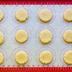 Taiwanese Inspired Keto Pineapple Cake Cookies Recipe (7)