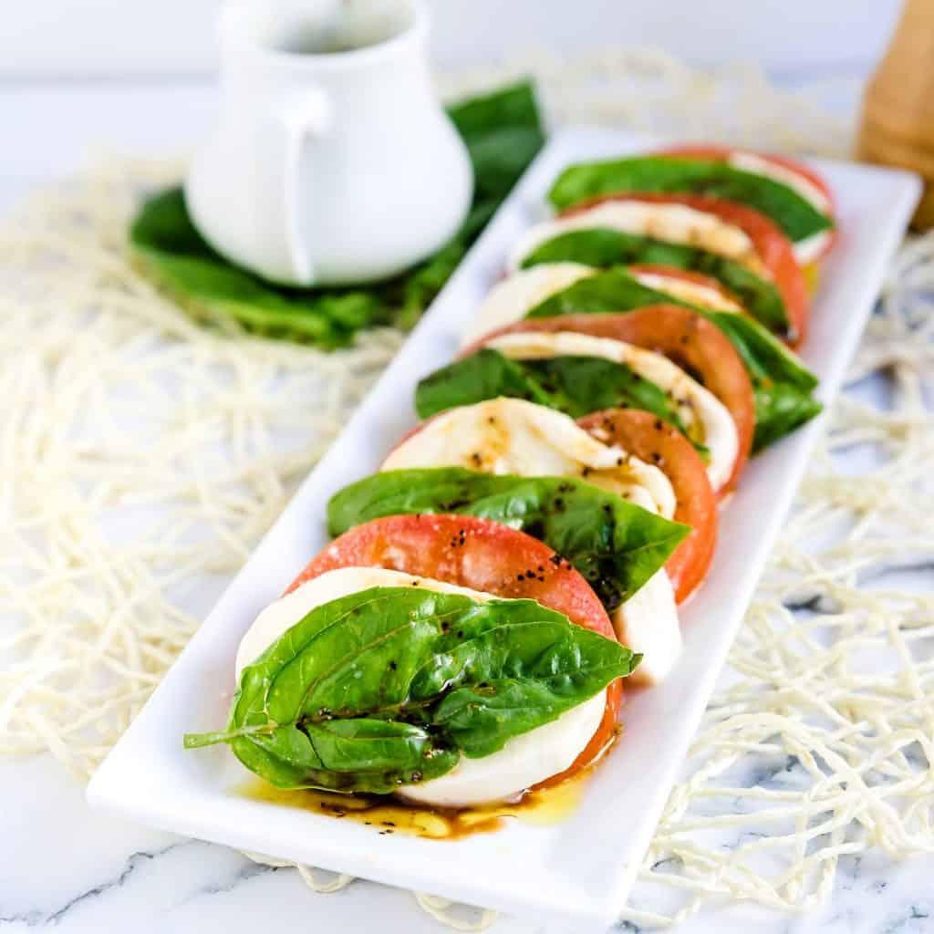 Tomato Basil Mozzarella Bites LowCarbingAsian Pic 1
