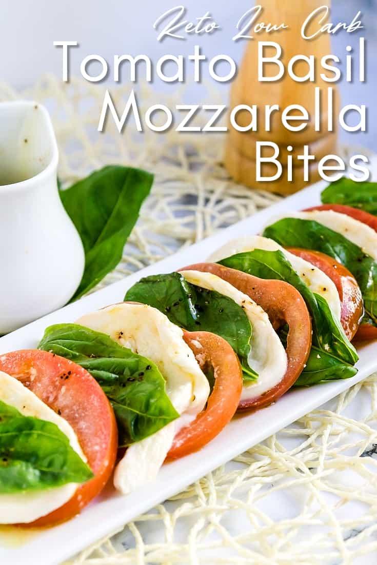 Tomato Basil Mozzarella Bites LowCarbingAsian Pin 1