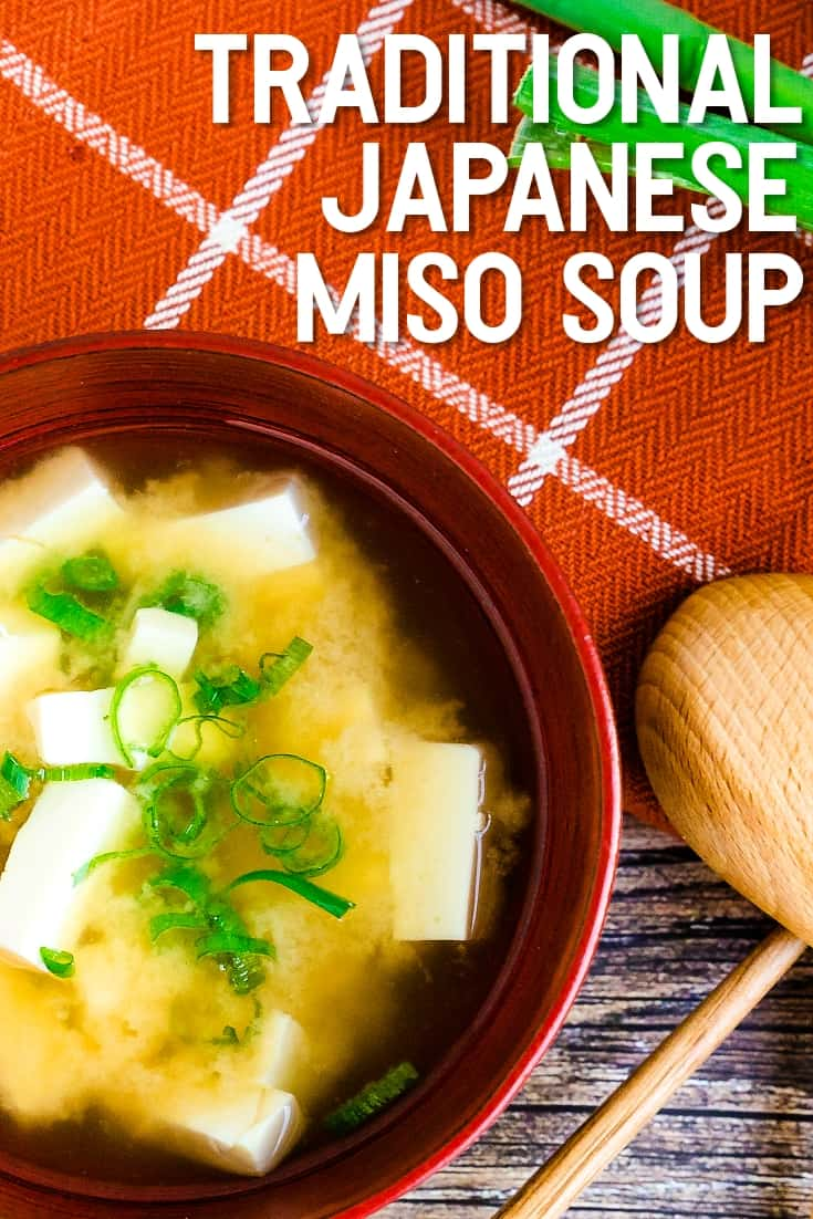Traditional Japanese Miso Soup LowCarbingAsian Pin 2