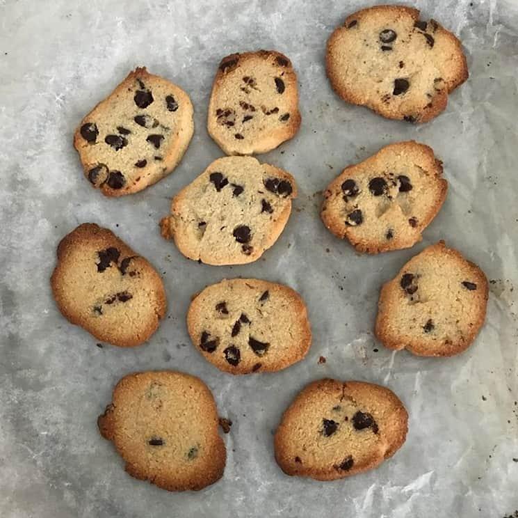 zando Chocolate chip Cookie Keto