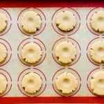 Keto Cream Cheese Blackberry Cookies