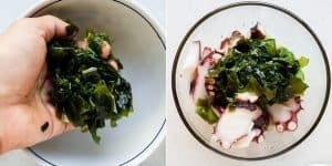 Keto Japanese Octopus Salad - Tako Su Recipe (24)