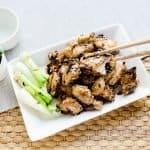 Keto Korean BBQ Marinated Chicken LowCarbingAsian Cover