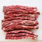 Keto Korean BBQ Marinated Spare Ribs Recipe (2)