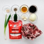 Keto Korean BBQ Marinated Spare Ribs Recipe (8)