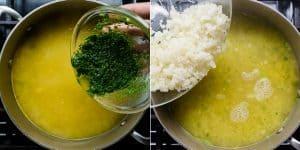 Keto Peruvian Chicken Soup - Aguadito de Pollo  Recipe (37)