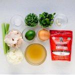 Keto Peruvian Chicken Soup - Aguadito de Pollo Recipe (40)