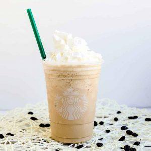 Keto Starbucks Copycat Coffee Frappuccino LowCarbingAsian Cover