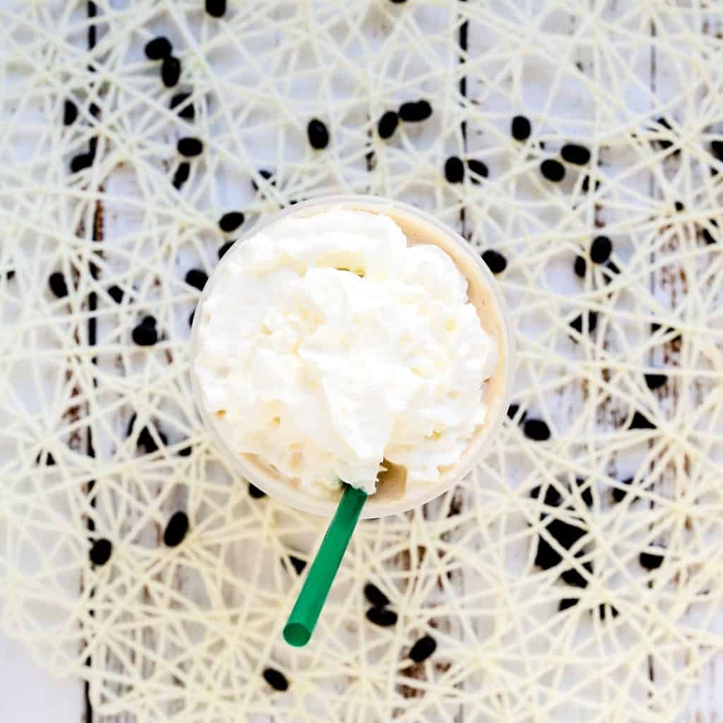 Keto Starbucks Copycat Coffee Frappuccino LowCarbingAsian Pic 2