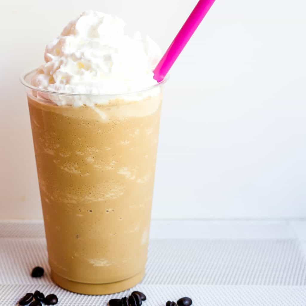 Keto Starbucks Copycat Frappuccino LowCarbingAsian Pic 2