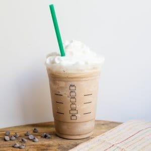 Keto Starbucks Copycat Mocha Frappuccino LowCarbingAsian Cover