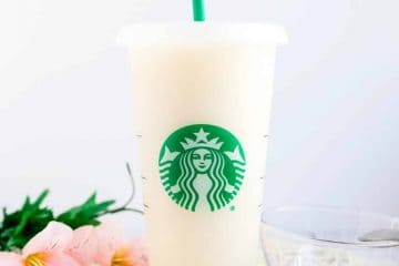 Keto Starbucks White Drinks LowCarbingAsian Cover