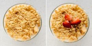 Keto Strawberry Cheesecake Parfait Recipes (25)