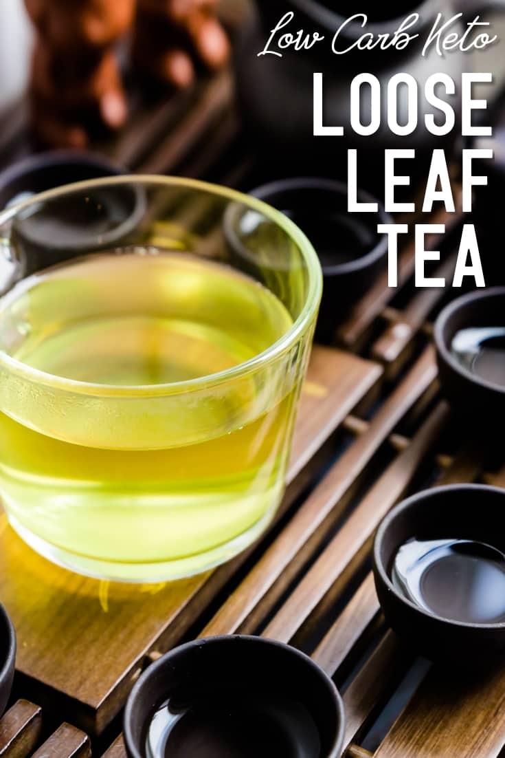 Loose Leave Tea LowCarbingAsian Pin 2