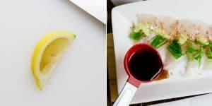 Red Seabream Carpaccio Sashimi Recipe (15)