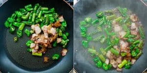 Bacon, Asparagus, Shishito Pepper Stir Fry Recipe (23)