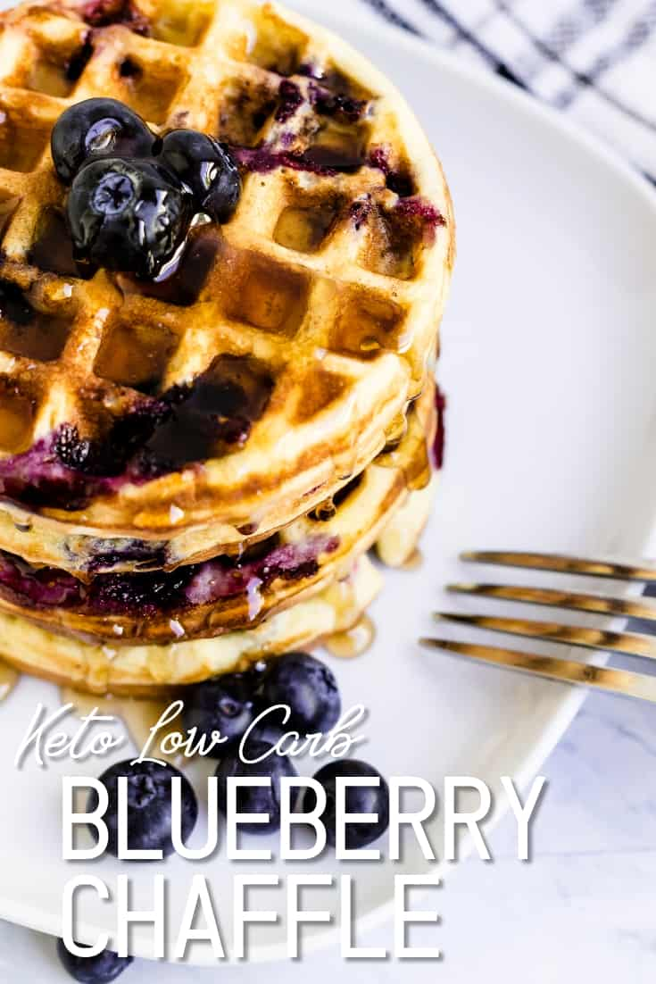 Blueberry Chaffle LowCarbingAsian Pin 1