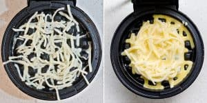 Cheese Waffle Japanese Style Pizza Recipe (22)