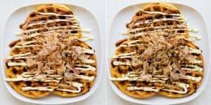 Keto Chaffle Okonomiyaki Recipe (29)