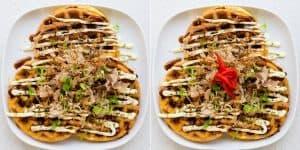 Keto Chaffle Okonomiyaki Recipe (30)