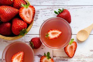 Keto Homemade Strawberry Jello LowCarbingAsian Cover