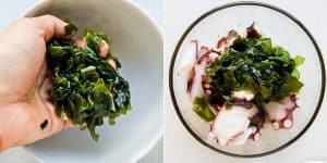 Keto Japanese Octopus Salad - Tako Su Recipe (40)