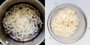 Keto Japanese Style Seafood Pasta Recipe (101)